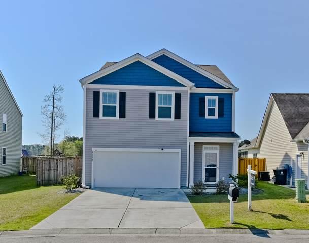 8130 E Highcroft Drive NE, Leland, NC 28451 (MLS #100264212) :: Vance Young and Associates