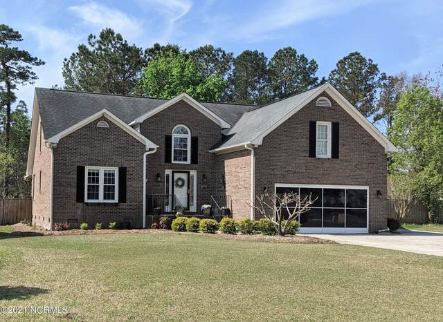 7200 Orchard Trace, Wilmington, NC 28409 (MLS #100264281) :: Stancill Realty Group