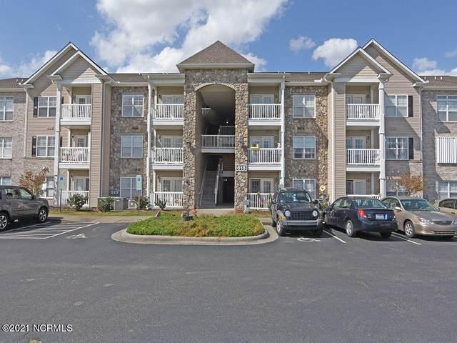 618 Condo Club Drive Unit 106, Wilmington, NC 28412 (MLS #100264344) :: RE/MAX Essential