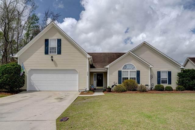 1889 Yaebo Way, Leland, NC 28451 (MLS #100264431) :: David Cummings Real Estate Team