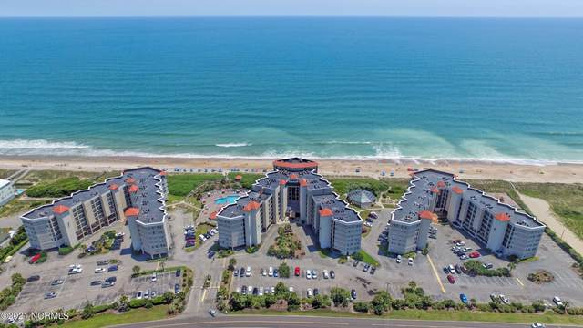 2000 New River Inlet Road Unit 1402, North Topsail Beach, NC 28460 (MLS #100264477) :: The Keith Beatty Team