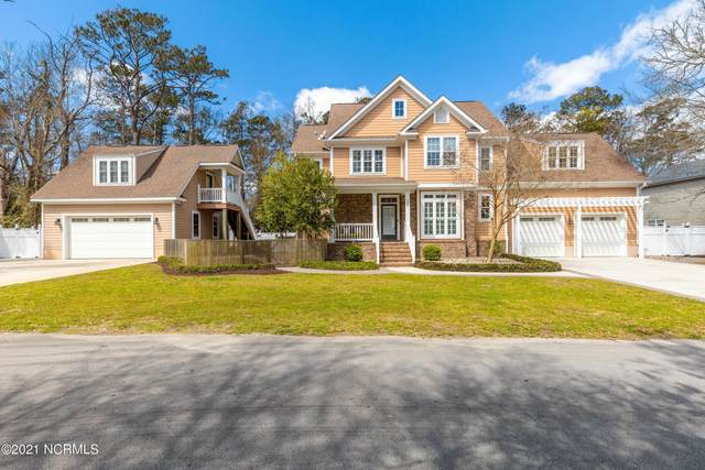 204 Hickory Drive, Morehead City, NC 28557 (MLS #100264628) :: David Cummings Real Estate Team