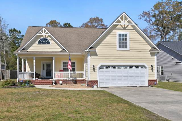 386 Southbend Court, Leland, NC 28451 (MLS #100264826) :: Frost Real Estate Team