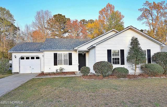 110 Oakley Drive, New Bern, NC 28560 (MLS #100264856) :: Thirty 4 North Properties Group