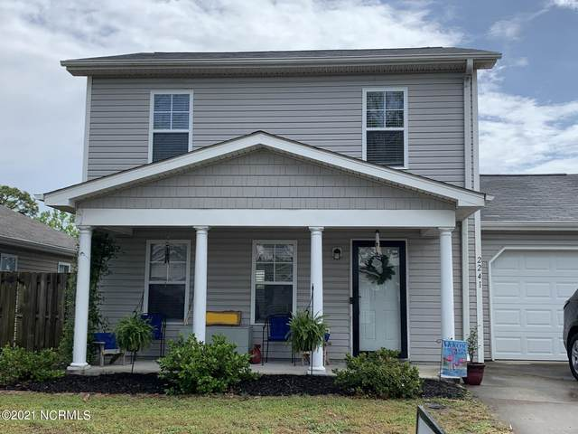2241 Jefferson Street, Wilmington, NC 28401 (MLS #100265108) :: Stancill Realty Group