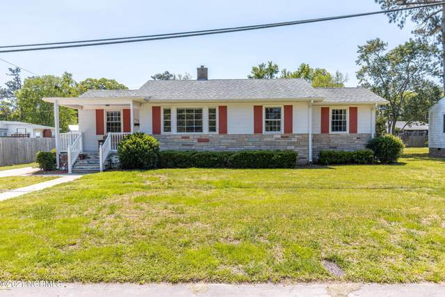303 Miller Boulevard, Havelock, NC 28532 (MLS #100265236) :: The Oceanaire Realty
