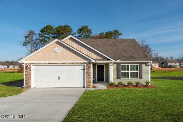 401 Poppleton Drive, Hampstead, NC 28443 (MLS #100265336) :: The Rising Tide Team