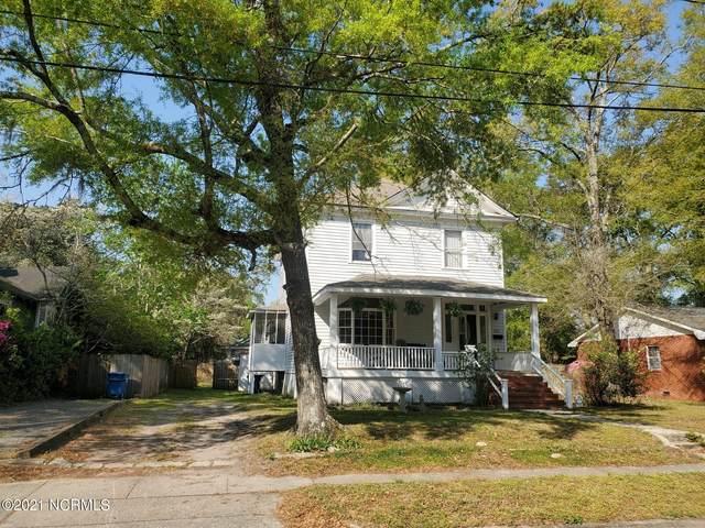 2032 Adams Street, Wilmington, NC 28401 (MLS #100265543) :: David Cummings Real Estate Team