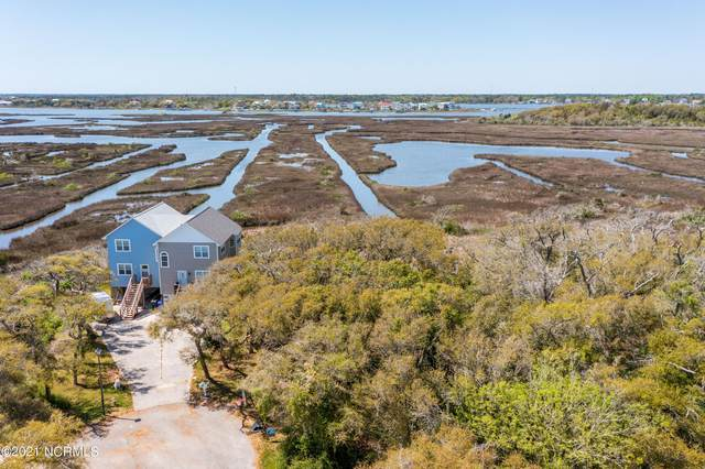310 Bay Circle, North Topsail Beach, NC 28460 (MLS #100265548) :: David Cummings Real Estate Team