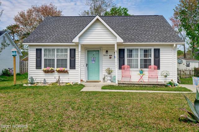 3810 Fawn Creek Drive, Wilmington, NC 28409 (MLS #100265608) :: David Cummings Real Estate Team