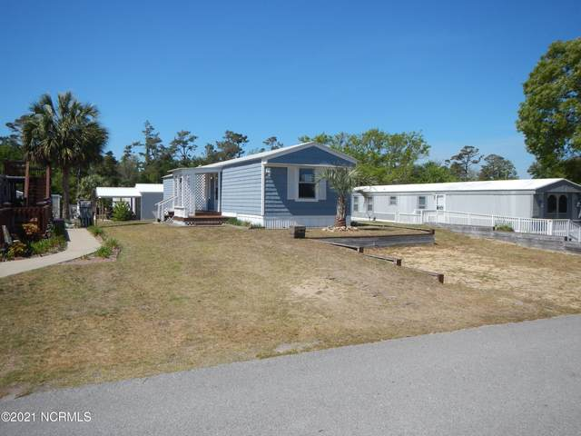 106 Snow Goose Lane, Newport, NC 28570 (MLS #100265634) :: Great Moves Realty