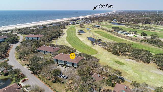 24 Pinehurst Drive, Caswell Beach, NC 28465 (MLS #100265822) :: David Cummings Real Estate Team