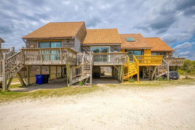 892 New River Inlet Road Unit 20, North Topsail Beach, NC 28460 (MLS #100266080) :: Great Moves Realty
