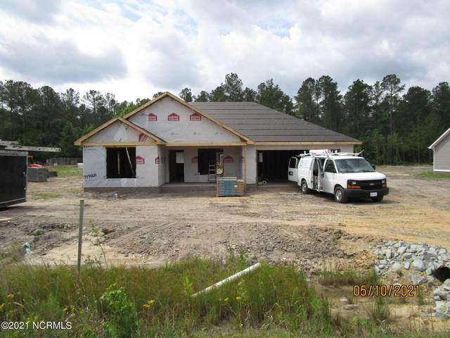 163 Windsor Farm Road, Kinston, NC 28504 (MLS #100266177) :: Donna & Team New Bern