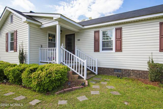 105 Sandy Hill Court, Rocky Mount, NC 27803 (MLS #100266283) :: The Oceanaire Realty