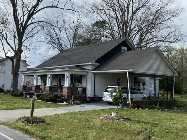 117 E Barnhill Street, Everetts, NC 27825 (MLS #100266303) :: RE/MAX Essential
