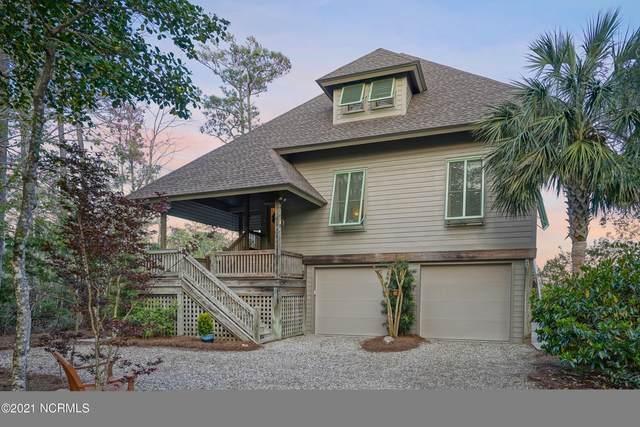 615 Marsh Grass Court, Southport, NC 28461 (MLS #100266346) :: David Cummings Real Estate Team