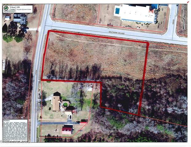 6400 Southern Village Drive, Wilson, NC 27895 (MLS #100266395) :: Vance Young and Associates