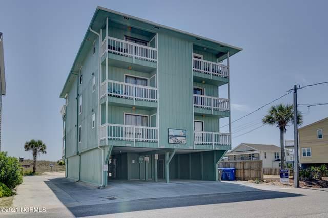 1302 Carolina Beach Avenue N Unit 1A, Carolina Beach, NC 28428 (MLS #100266723) :: Vance Young and Associates