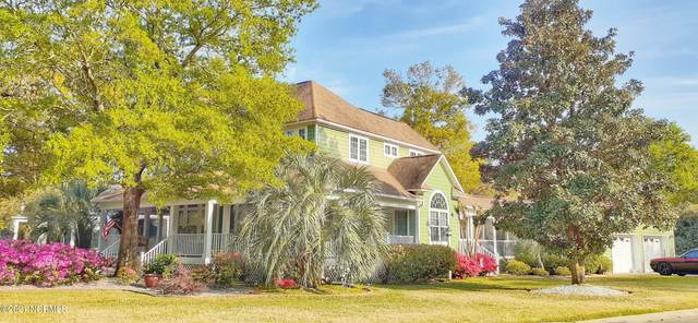 5104 Fernwood Drive, Southport, NC 28461 (MLS #100266809) :: Great Moves Realty