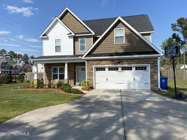 641 Morris Landing Road, Holly Ridge, NC 28445 (MLS #100266947) :: Great Moves Realty
