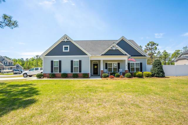 361 Scrub Oaks Drive, Hampstead, NC 28443 (MLS #100266992) :: David Cummings Real Estate Team