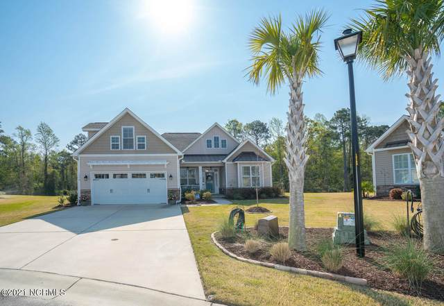 1398 Arot Court SW, Ocean Isle Beach, NC 28469 (MLS #100267115) :: David Cummings Real Estate Team