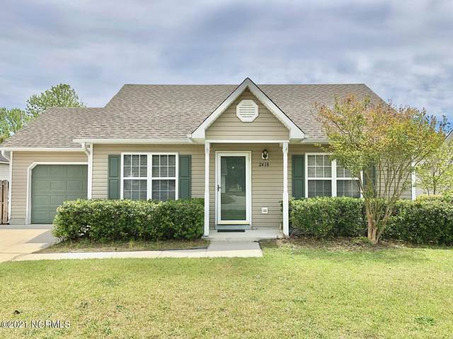 2418 White Road, Wilmington, NC 28411 (MLS #100267182) :: Great Moves Realty