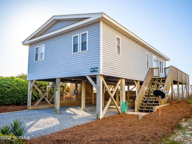 1206 N Shore Drive, Surf City, NC 28445 (MLS #100267472) :: Vance Young and Associates