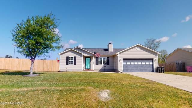 109 Clint Mills Road, Maysville, NC 28555 (MLS #100267498) :: David Cummings Real Estate Team