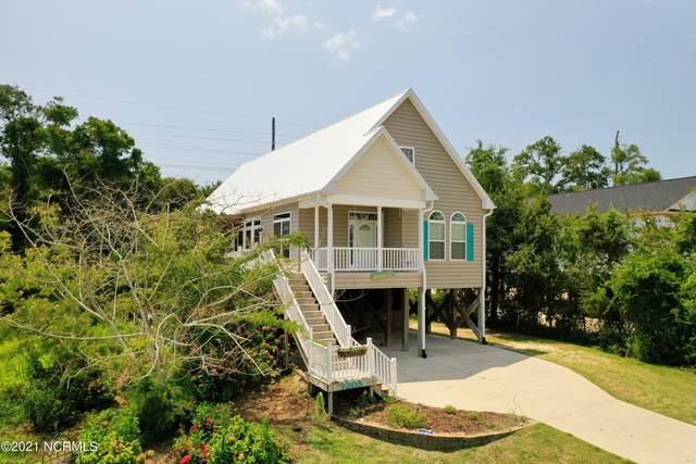 7205 Canal Drive, Emerald Isle, NC 28594 (MLS #100267520) :: Berkshire Hathaway HomeServices Hometown, REALTORS®