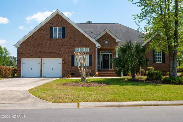1230 Wood Lily Circle, Leland, NC 28451 (MLS #100267582) :: Donna & Team New Bern