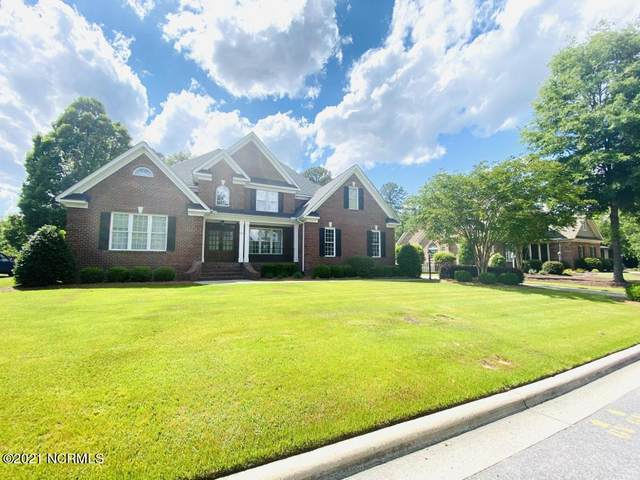 710 Compton Road, Greenville, NC 27858 (MLS #100267694) :: The Oceanaire Realty