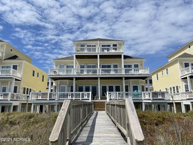 868 Villas Drive, North Topsail Beach, NC 28460 (MLS #100267738) :: David Cummings Real Estate Team
