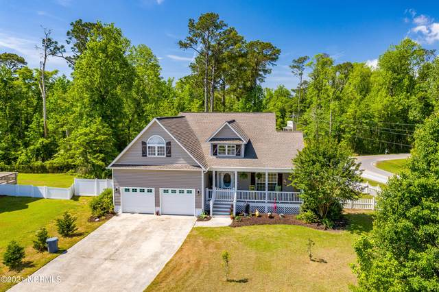 228 Bluewater Cove, Swansboro, NC 28584 (MLS #100267753) :: CENTURY 21 Sweyer & Associates