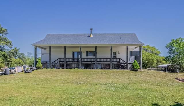 312 Martin Creek Drive, Beaufort, NC 28516 (MLS #100267871) :: David Cummings Real Estate Team