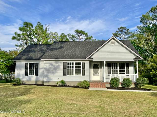 989 Eden Drive, Southport, NC 28461 (MLS #100267928) :: Lynda Haraway Group Real Estate