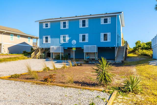 4705 Ocean Drive W, Emerald Isle, NC 28594 (MLS #100268096) :: The Legacy Team