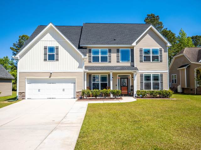 203 Wedgefield Circle, Jacksonville, NC 28454 (MLS #100268099) :: Great Moves Realty
