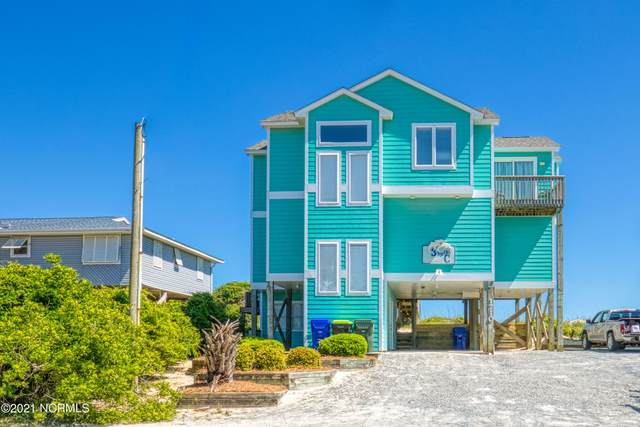 1710 S Shore Drive, Surf City, NC 28445 (MLS #100268253) :: The Oceanaire Realty