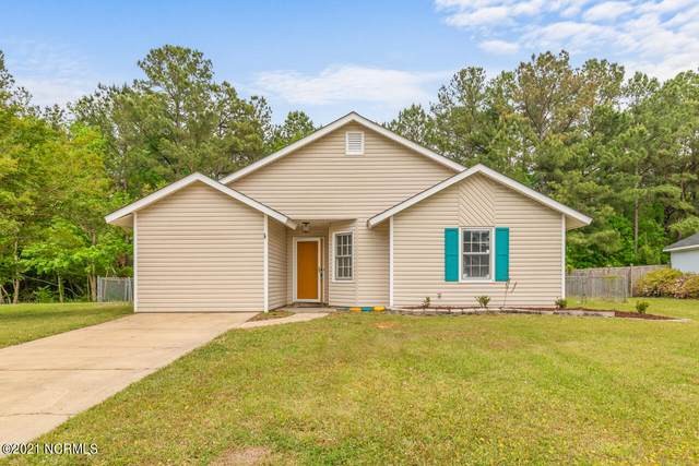 117 Hunting Green Drive, Jacksonville, NC 28546 (MLS #100268283) :: The Oceanaire Realty