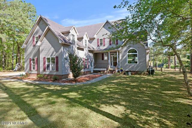 122 Cloey Lane, Trenton, NC 28585 (MLS #100268462) :: Barefoot-Chandler & Associates LLC