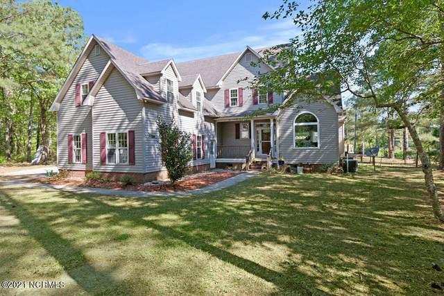 122 Cloey Lane, Trenton, NC 28585 (MLS #100268462) :: David Cummings Real Estate Team