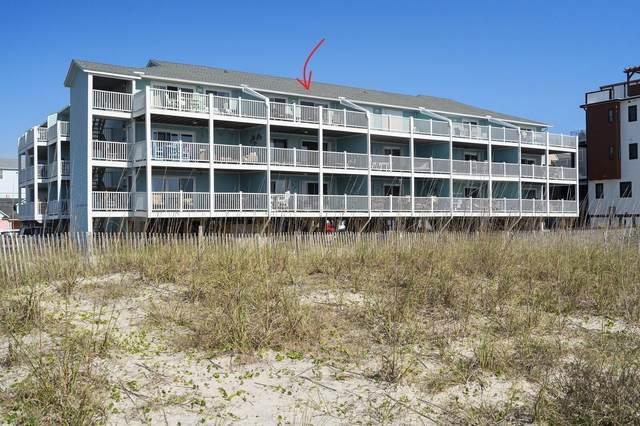 1423 Lake Park Boulevard S 3C, Carolina Beach, NC 28428 (MLS #100268545) :: David Cummings Real Estate Team