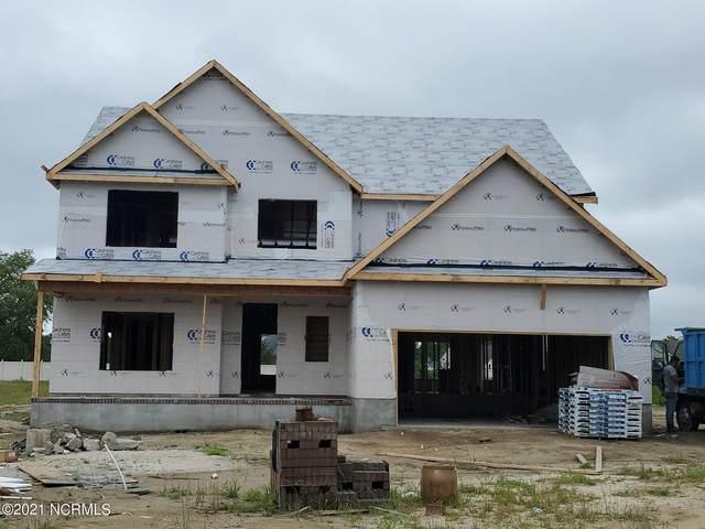 2254 Three Oaks Drive, Greenville, NC 27858 (MLS #100268602) :: Berkshire Hathaway HomeServices Hometown, REALTORS®