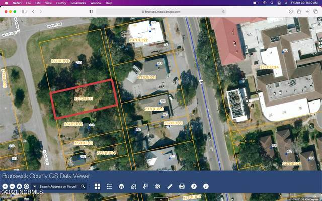 11&12 N Lord Street, Southport, NC 28461 (MLS #100268862) :: David Cummings Real Estate Team
