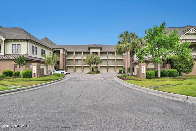 6809 Mayfaire Club Drive #304, Wilmington, NC 28405 (MLS #100268941) :: Courtney Carter Homes