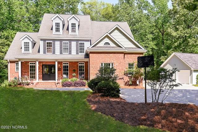 3307 Walden Drive, Greenville, NC 27858 (MLS #100268964) :: The Tingen Team- Berkshire Hathaway HomeServices Prime Properties
