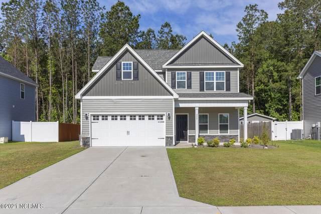 466 Jasmine Way, Burgaw, NC 28425 (MLS #100269074) :: CENTURY 21 Sweyer & Associates