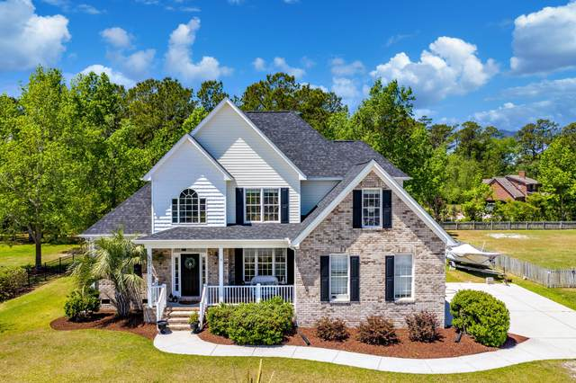 1803 Clubhouse Drive, Morehead City, NC 28557 (MLS #100269095) :: The Legacy Team